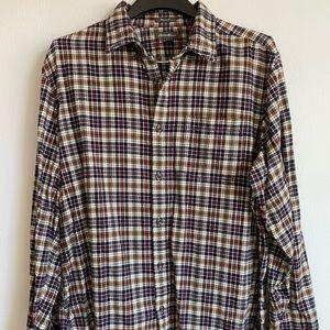 Men's Eddie Bauer Flannel shirt XL
